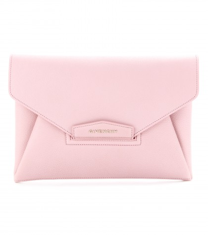mytheresa.com -  Antigona leather envelope clutch  - Clutch bags - Bags - Luxury Fashion for Women / Designer clothing, shoes, bags
