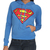 Superman Pullover Hoodie | Shop Tops at Wet Seal