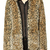 ROMWE | ROMWE Leopard Print Long Sleeve Coat with Hood, The Latest Street Fashion