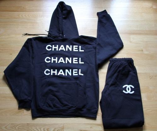 Chanel Sweatsuit [Pre-Order] / Marriani ($160.00) - Svpply