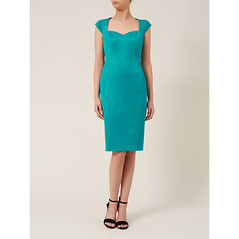Buy Planet Cap Sleeve Ergonomic Dress | John Lewis
