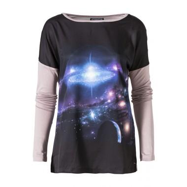 Superstar | Superstar™ Space long sleeve | Exclusief bij ← SUPERSTAR