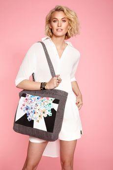 Denim Tote BAG | eBay