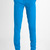 Dress Pants in Blue by Olcay Gulsen at TAGS
