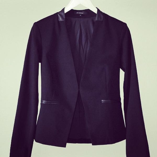 jacket bel nike air force blazer beverly hills fashion black makeup table vanity row dress to kill chic trendy