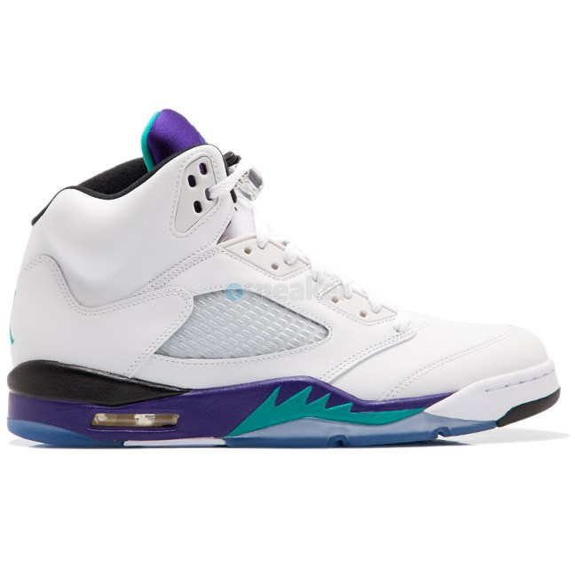 Air Jordan V (5) Retro Grape 2013