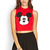 Hey Mickey Crop Top | FOREVER21 - 2000069912