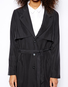Monki | Monki Exclusive Duster Coat at ASOS