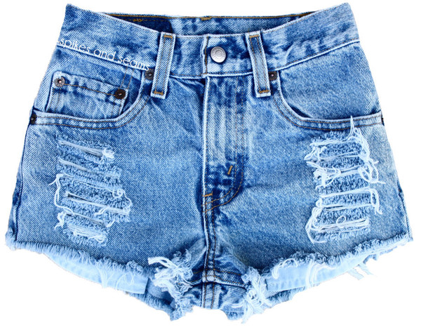 The Distressed Original                             Spikes and Seams