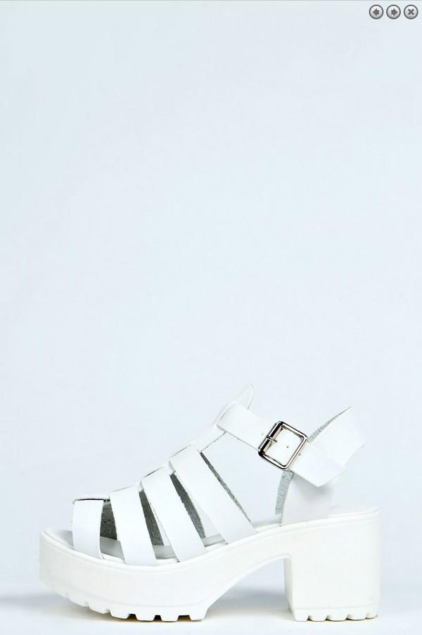 shoes sandals white sandals