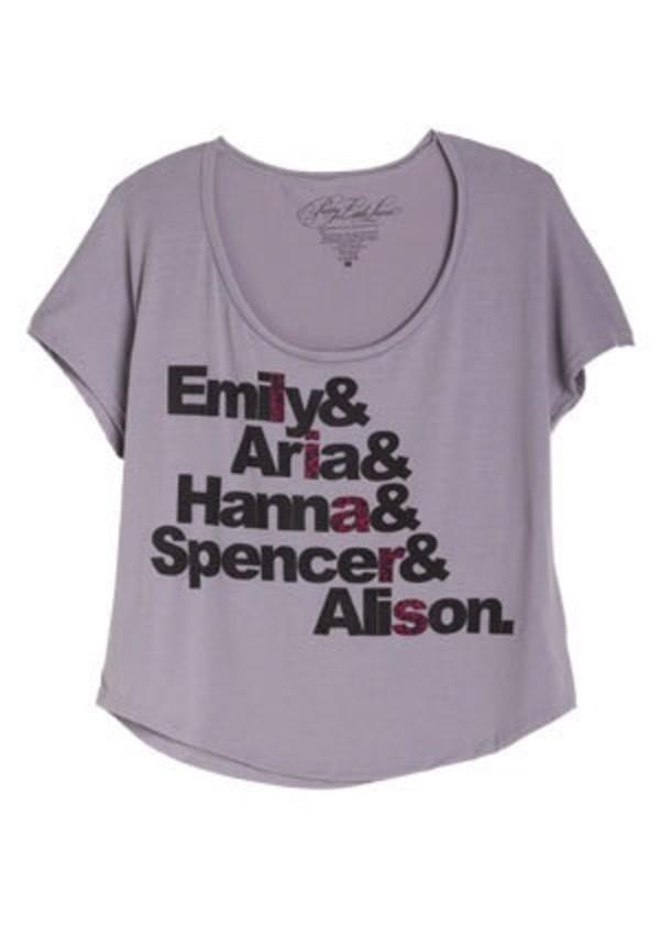 shirt pretty little liars