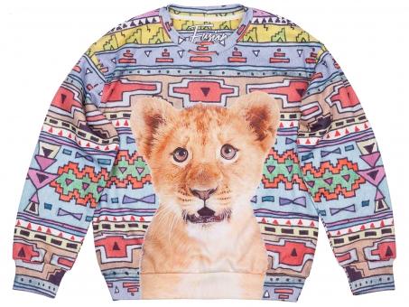 Original KIDS SWEATER BABY LION | Fusion® clothing!