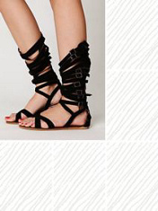 Jeffrey Campbell  Romana Fest Sandal at Free People Clothing Boutique