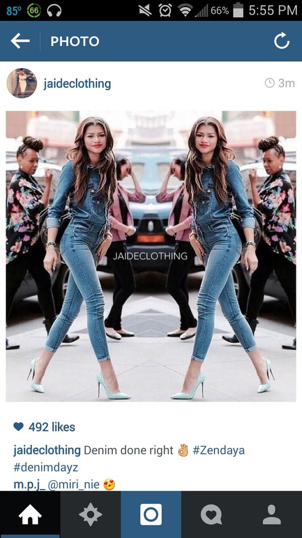 jeans jumpsuit jean jumpsuit