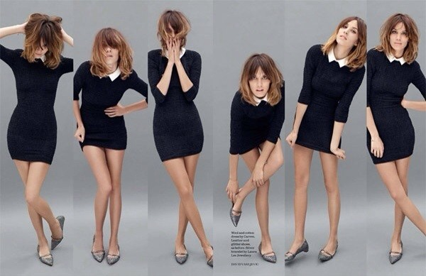dress collared dress little black dress collar alexa chung short skinny