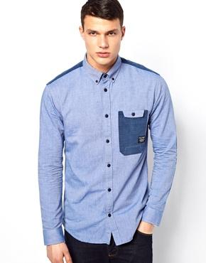 denim shirt | ASOS