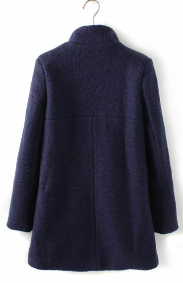Vintage Two-button Coats Outerwear
