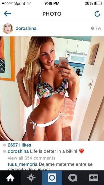 swimwear fitness bikini must