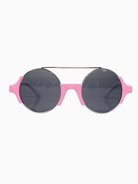 Cool Circle Sunglasses In Pink | Choies