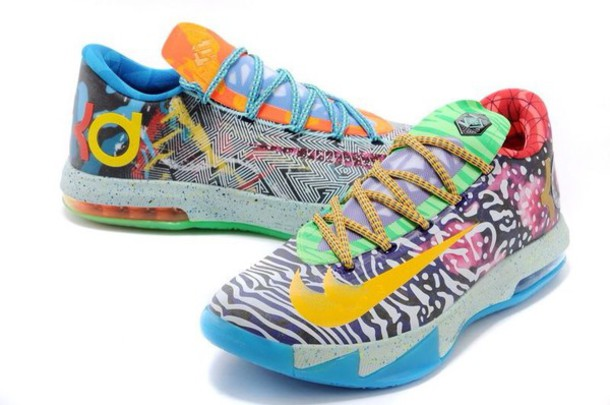 shoes womens newest kd 6's