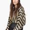 Striped sequin blouse - women | mango