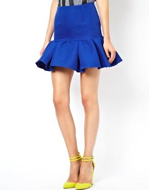 ASOS | ASOS Skirt in Ovoid Texture at ASOS