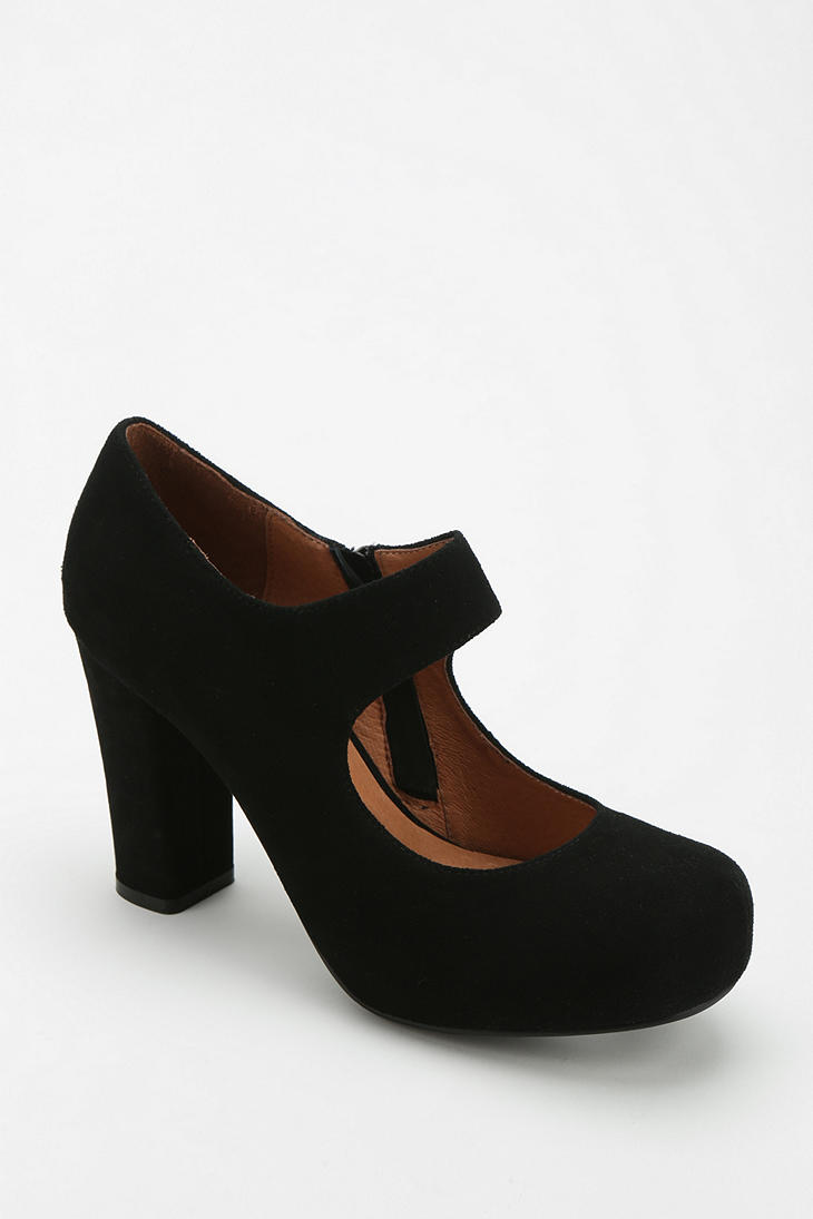 Jeffrey Campbell Annis Heeled Mary Jane - Urban Outfitters