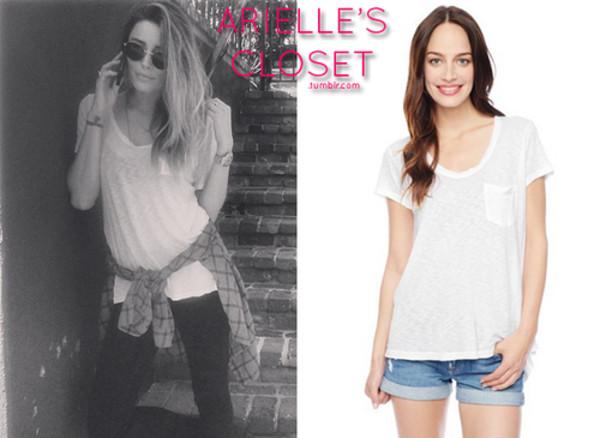 arielle's closet t-shirt