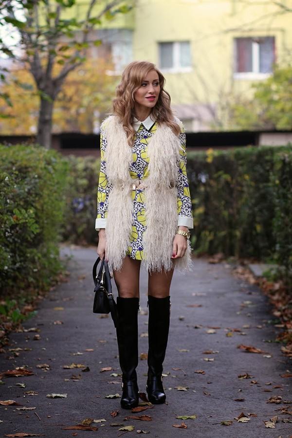 fashion spot shoes dress jacket belt bag