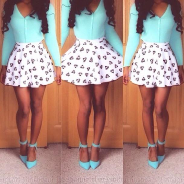 skirt fancy