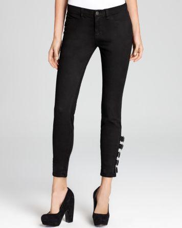 J Brand Jeans - Mara Skinny with Buckles | Bloomingdale's