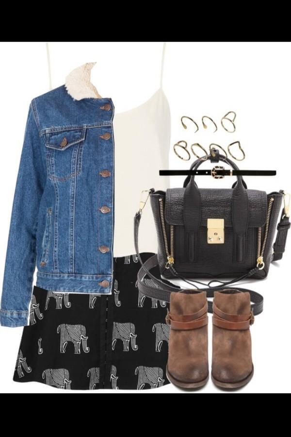 skirt elephant hippie hipster denim silk comfy clothes clothes shoes jacket