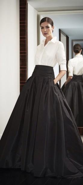 skirt gown dress designer shirt