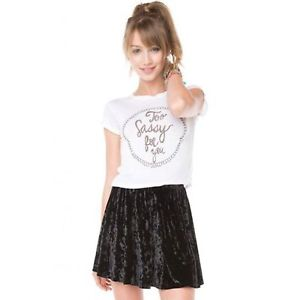 Brandy Melville Too Sassy for You Crop Top | eBay