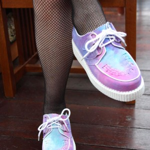 Pastel Day Dreamer Creepers | Dawntroversial Shop
