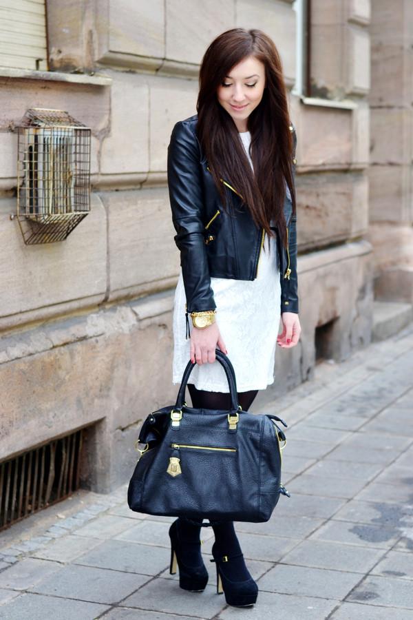 flirting with fashion jacket dress shoes belt bag