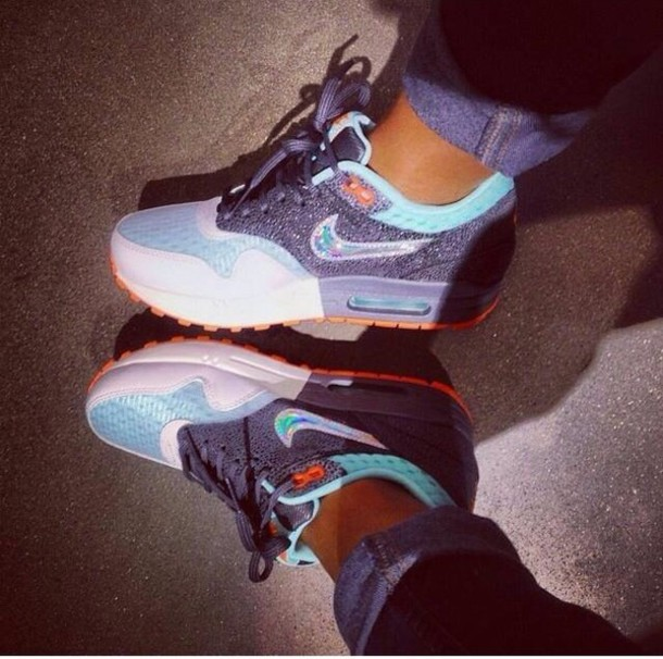shoes nike air max 1 sneakers nike clothes