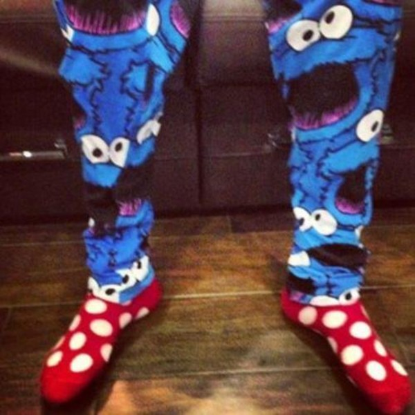 pants pattern pattern leggings joggers sweatpants
