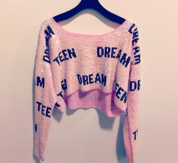 sweater pink sweater hipster crop tops jumper cropped sweater cropped sweater baby pink pink