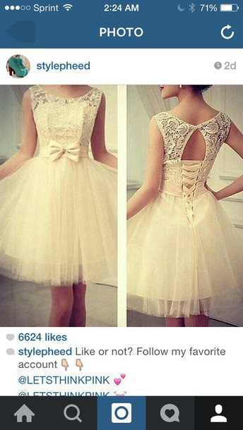 dress bas with bows
