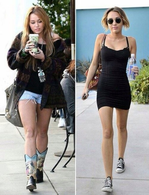 dress summer dress summer outfits miley cyrus cute dress black dress little black dress sexy sexy dress style fashion
