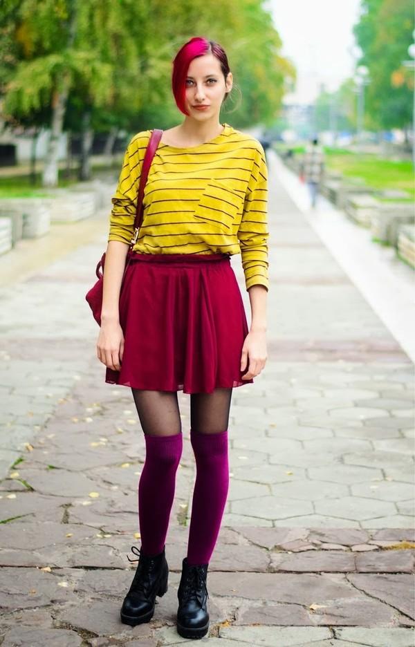 beauty insanity t-shirt skirt pants