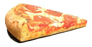 Amazon.com - Wow! Works Pizza Junior Inflatable Chair