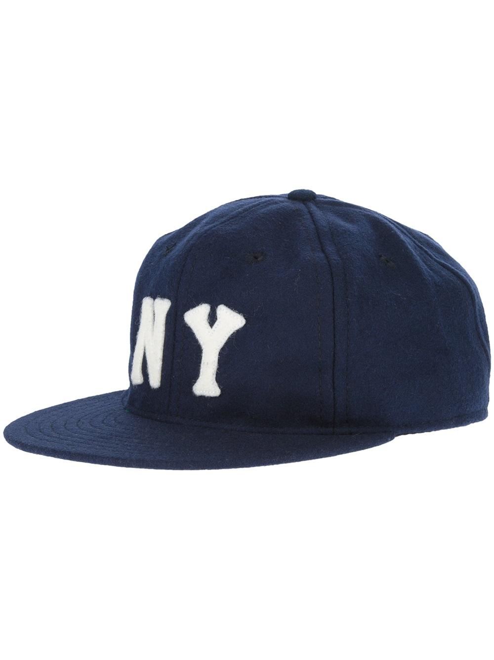 Ebbets Field Flannels 'new York Black Yankees 1936' Ballcap - Zoo Fashions - Farfetch.com