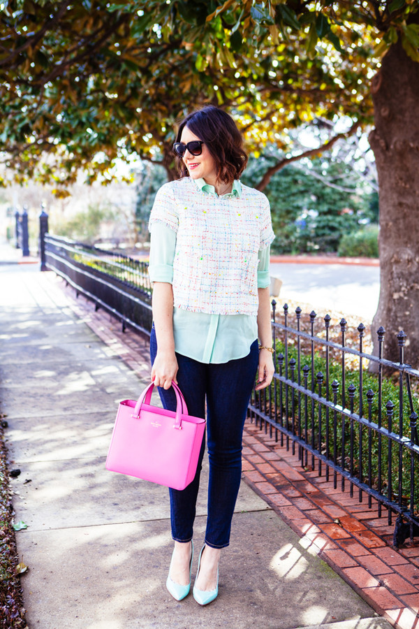 kendi everyday blouse t-shirt bag shoes sunglasses