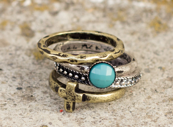 jewels boho ring ring bohemian turquoise