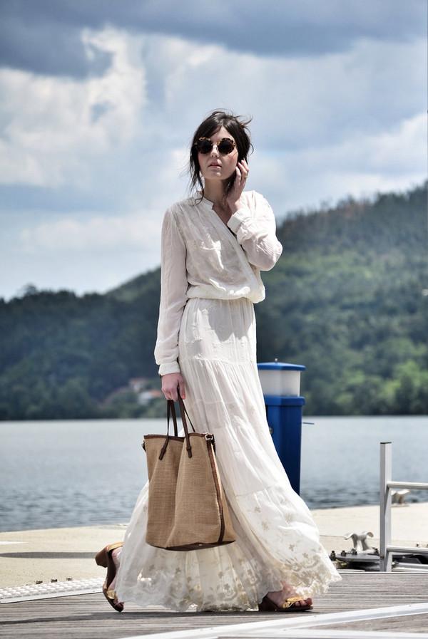 views by laura dress bag shoes sunglasses