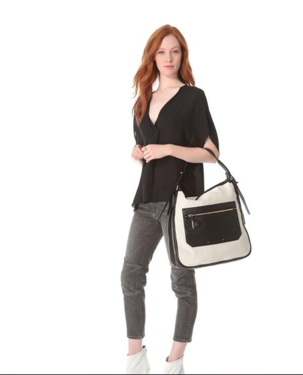 bag derek lam designer designer bag fashion fashion bag purse trendy purse fashion purse celebrity style 10 crosby celebrity style steal