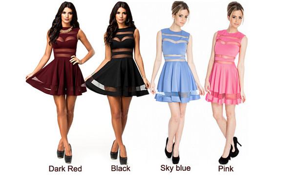 dress sexy dress sexy party dresses party dress party dress hollow out dress pink dress