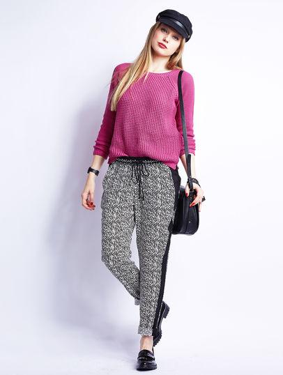 Kora Nw Ankle Pants Ex2 Black Casual trousers - Women's Bottoms Vero Moda - 40193